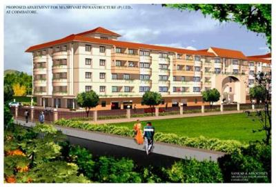 POSH RESIDENTIAL APRTMENT FOR SALE IN COIMBATORE ...
